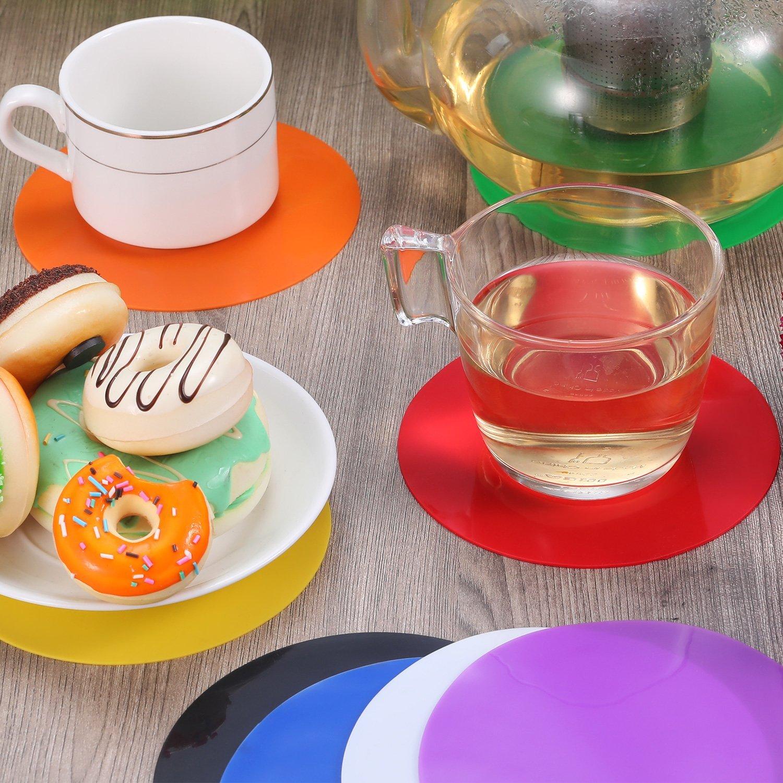 Amazon.com: Chuangdi 8 piezas de almohadillas de goma para ...