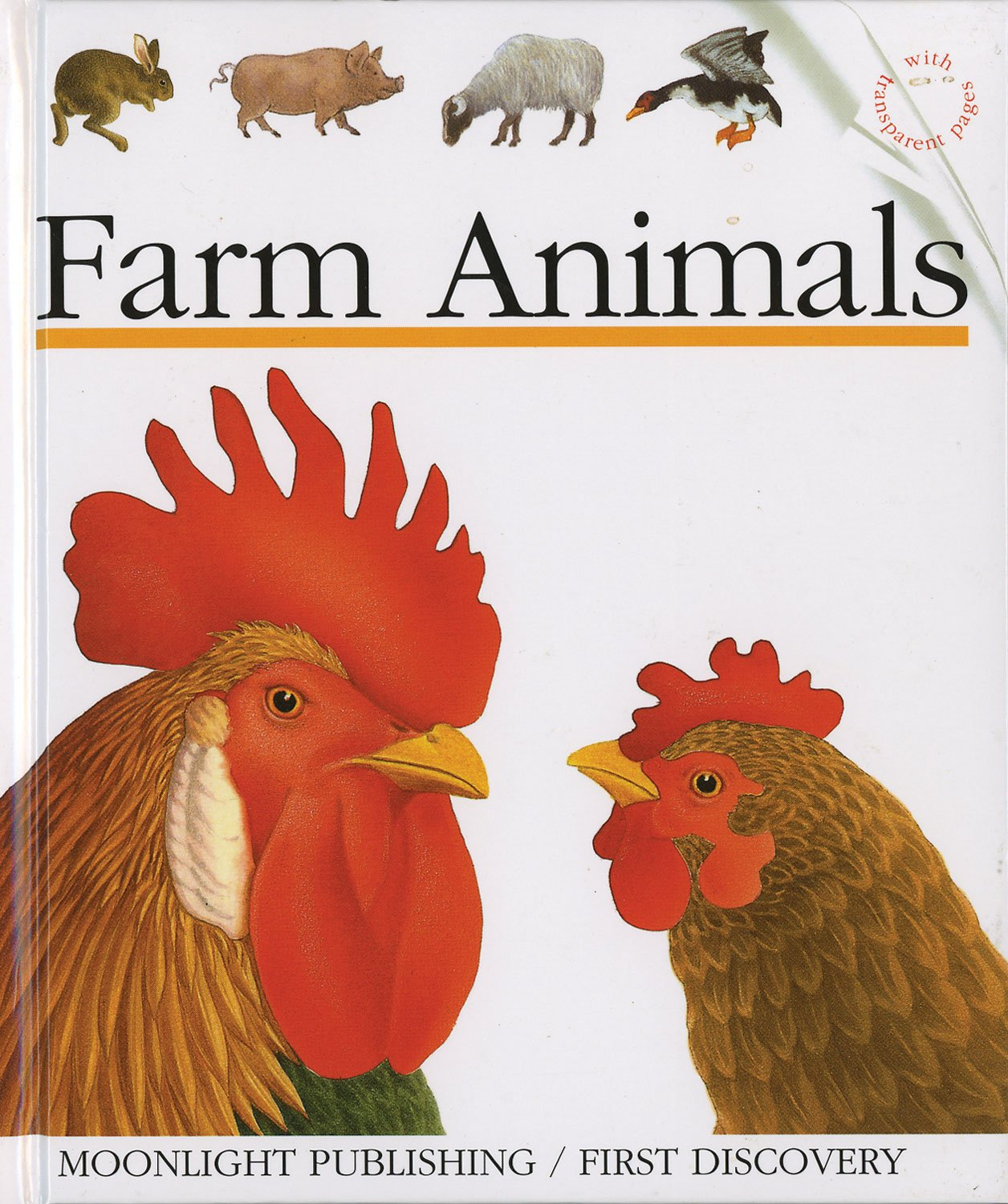 Farm Animals (First Discovery Series) PDF