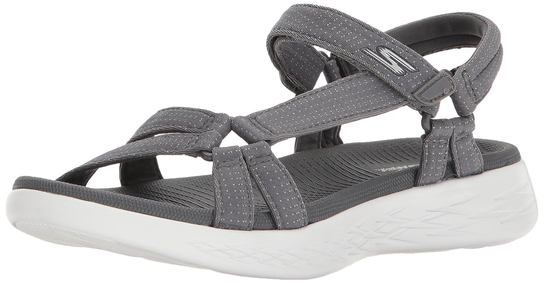 34c35927b8d0 Skechers Women s 15316 Ankle Strap Sandals  Amazon.co.uk  Shoes   Bags