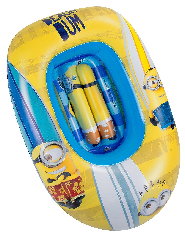 Saica Minions Barca Hinchable 2818: Amazon.es: Juguetes y juegos