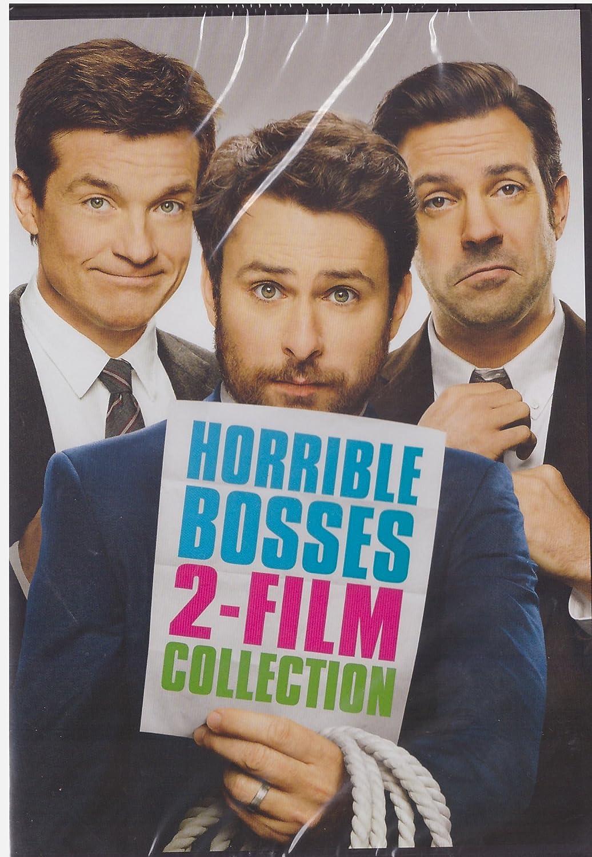 Amazon com: Horrible Bosses 2-Film Collection: Jason