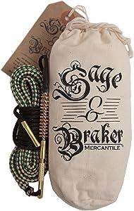 Sage and Braker Detachable Bronze Brush