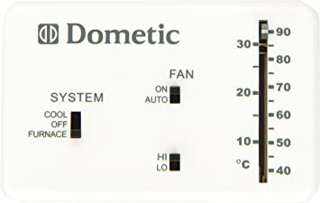 Dometic DOMETICDOMETICTHERMOSTAT Heat ONLY