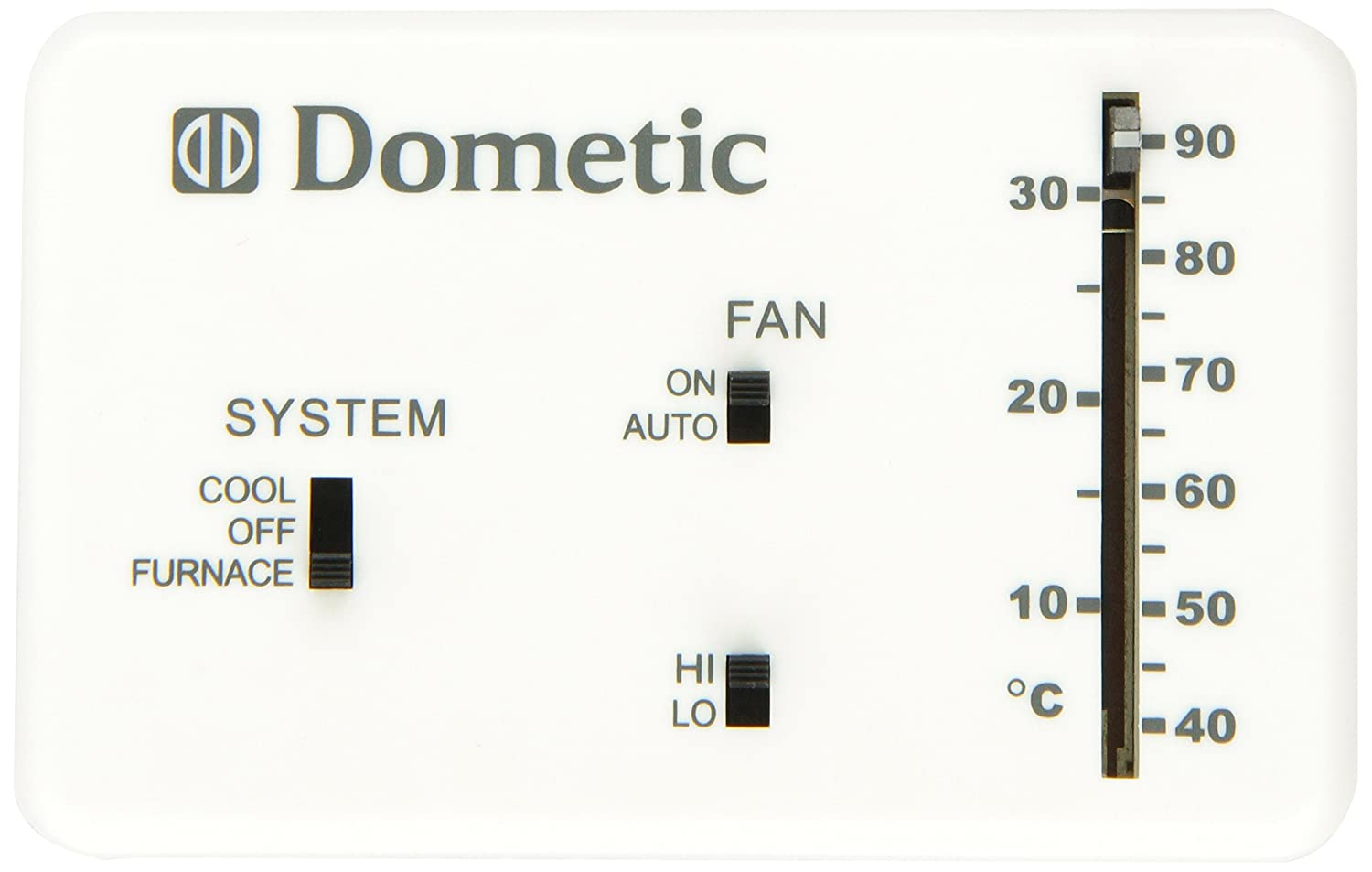 81Jn7vmmuvL._SL1500_ amazon com dometic 3106995 032 heat cool analog thermostat duo therm thermostat 3105058 wiring diagram at bayanpartner.co