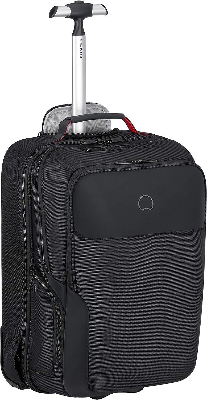 Parvis Plus: Mochila Trolley EXPANDIBLE DE 1 Compartimento - PROTECCIÓN PC 17.3