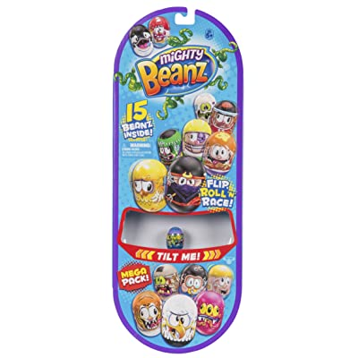 Mighty Beanz - Collector Pack - 15 Count: Toys & Games