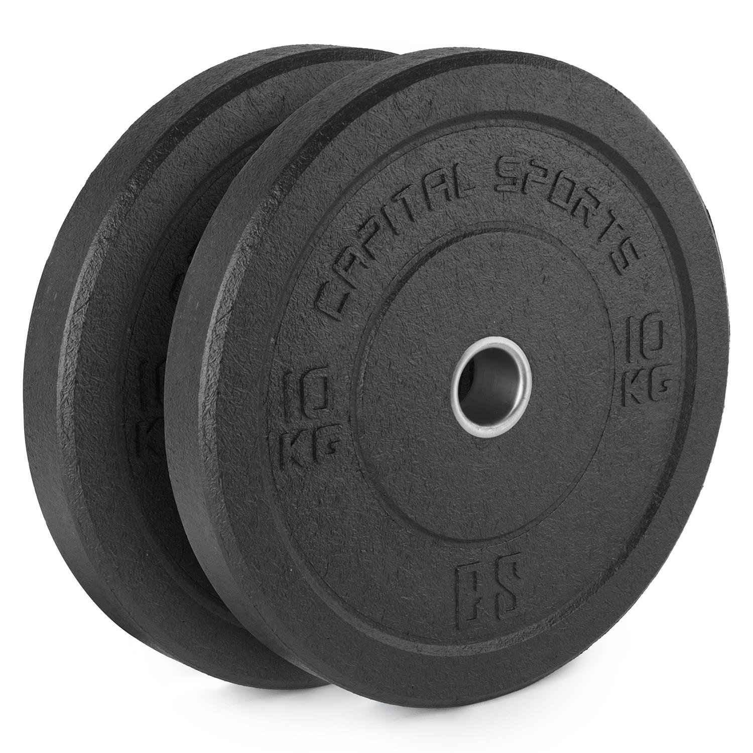 CAPITAL SPORTS Renit - Bumper Plates