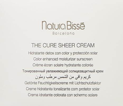 Amazon.com: Natura bisse la Cura Sheer Cream, 1,7 fl. oz ...