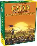 Catan: Legend to The Conquerors (Cities and Knights Scenario)