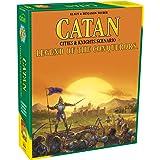 CATAN Legend of The Conquerors Scenario for CATAN Cities and Knights Board Game Expansion | Family Board Game | Adventure Boa