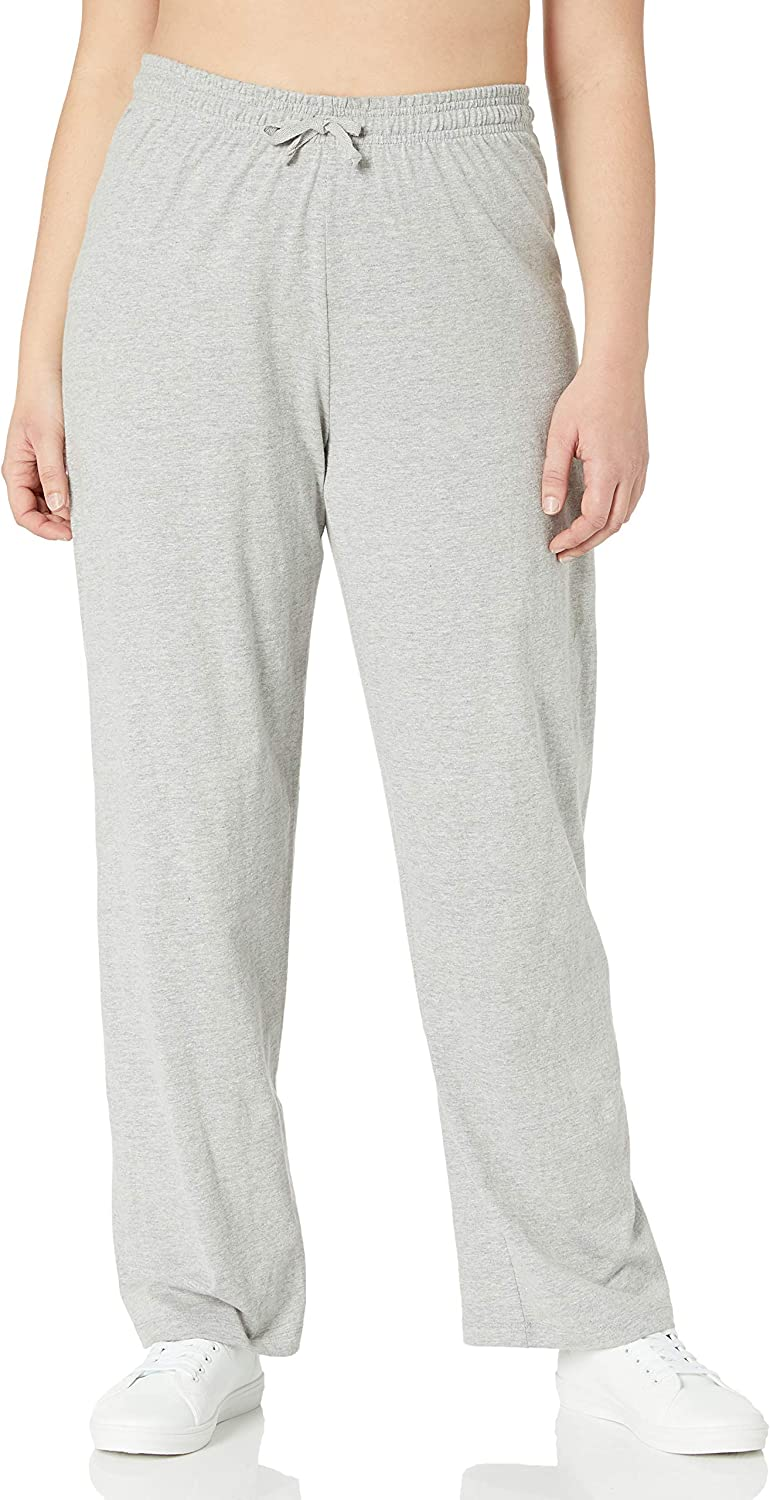 Champion Women's Plus-Size Jersey Pant at  Women's Clothing store