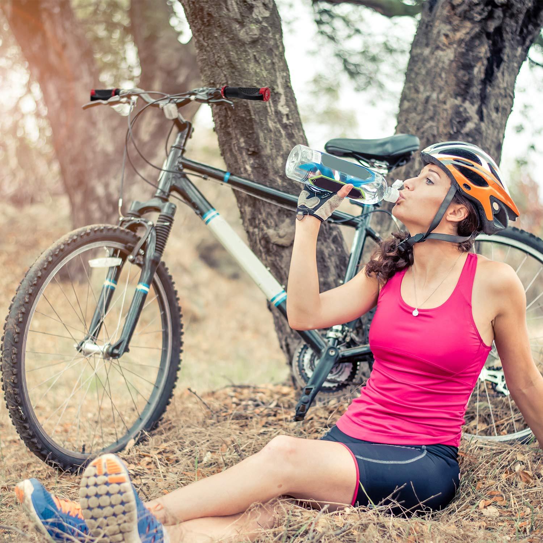 MEROCA Expansion MTB Ends Plugs AL Locking Bicycle Bar Grips Plugs Caps 22-24mm