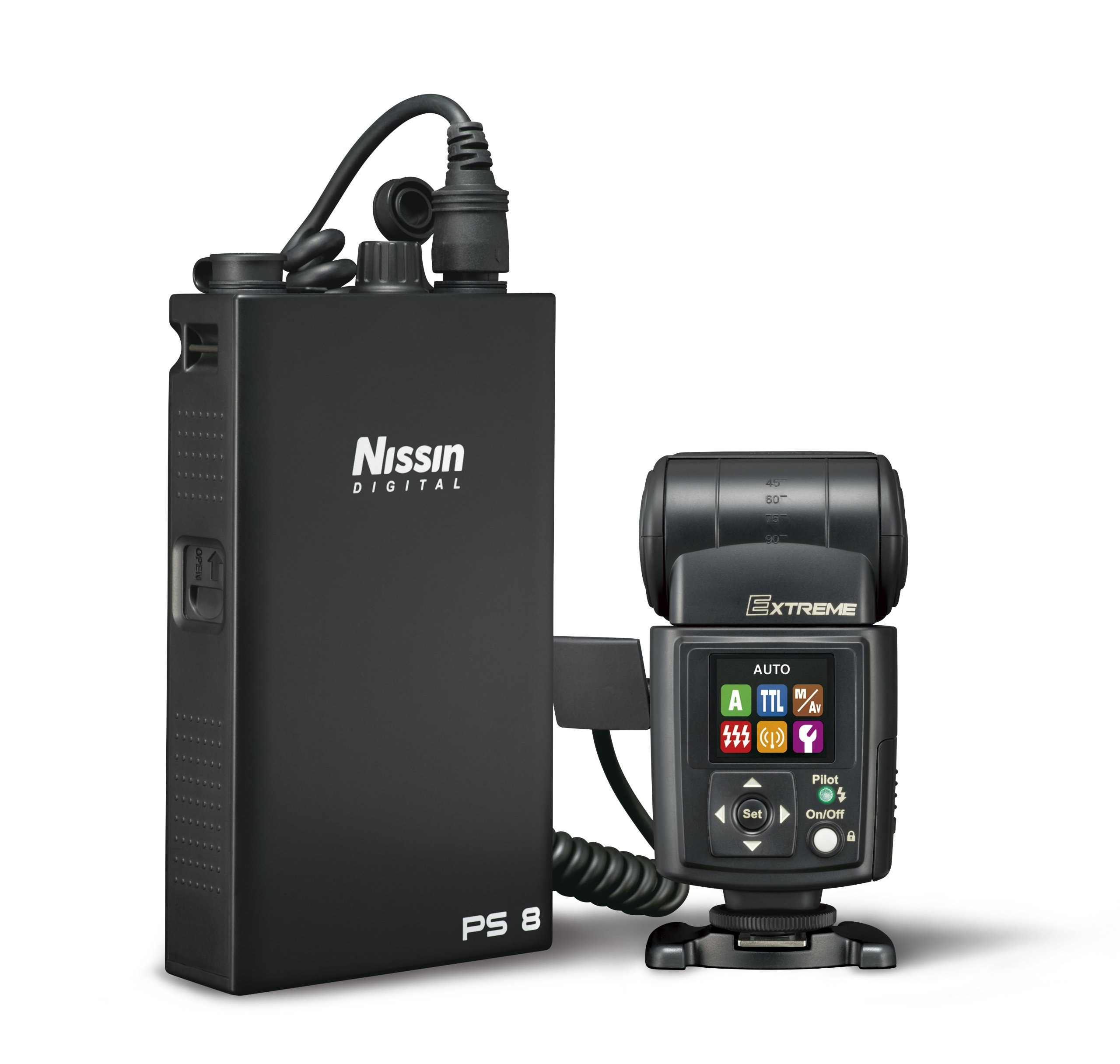 Nissin Power Pack PS 8 for Nikon by Nissin