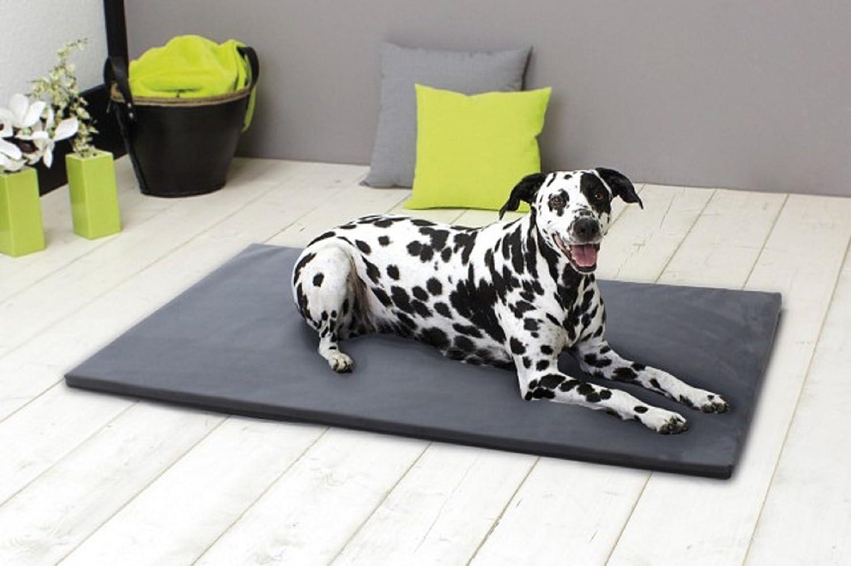 Kamaca – XL – Tappetino per cani – lavabile – igienico – lavabile in lavatrice – antiscivolo – utilizzabile universalmente come posto per dormire, su tappeti o piastrelle – Tappetino per bagagliaio, con morbi