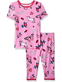 Just One Year Girls Green Pink Daddy's Princess Fleece Long Sleeve Pajamas 2t Baby & Toddler Clothing Clothing, Shoes & Accessories