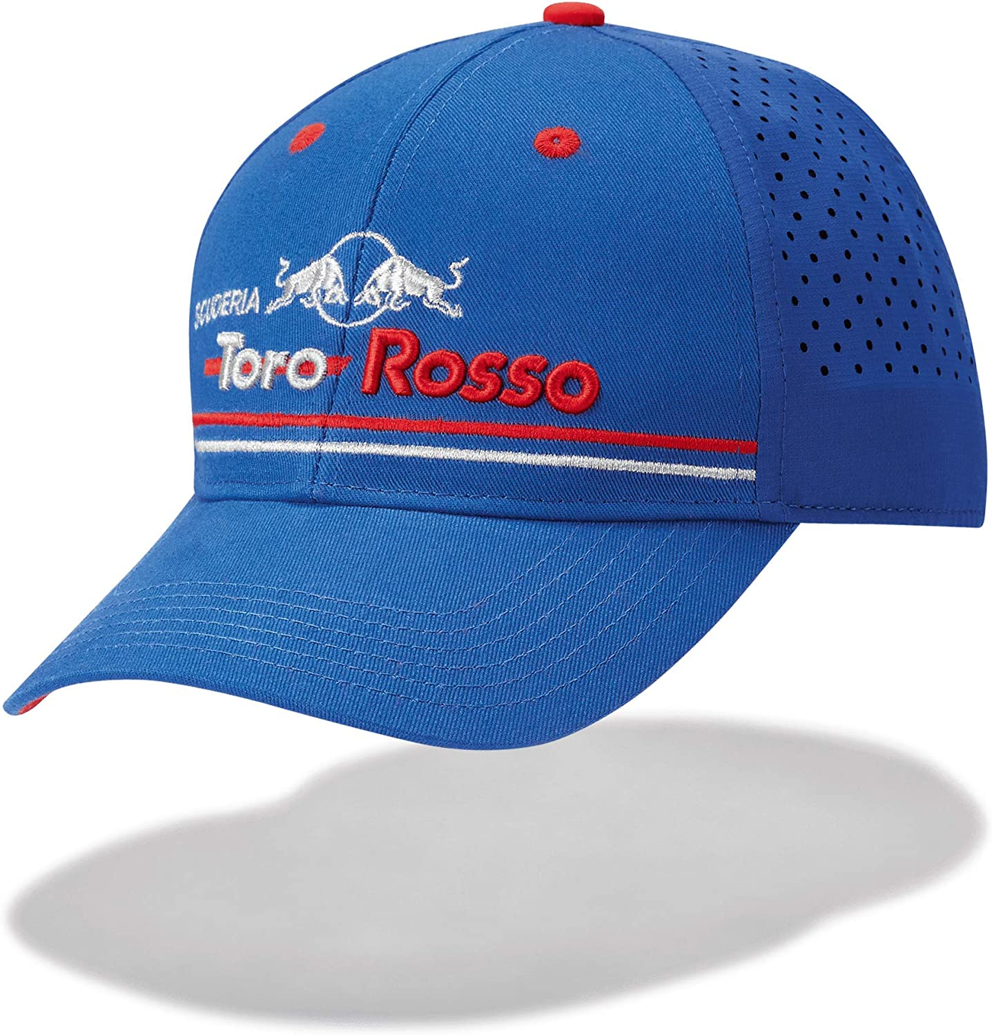 Red Bull Toro Rosso Official Team Gorra Perforated, Azul Unisexo ...