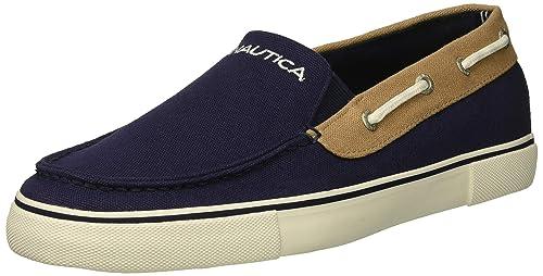 5a7e86ca3ac Nautica - Zapatillas para Hombre  Amazon.com.mx  Ropa