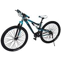 Bicicleta Mercurio Expert R29 Doble Suspensión