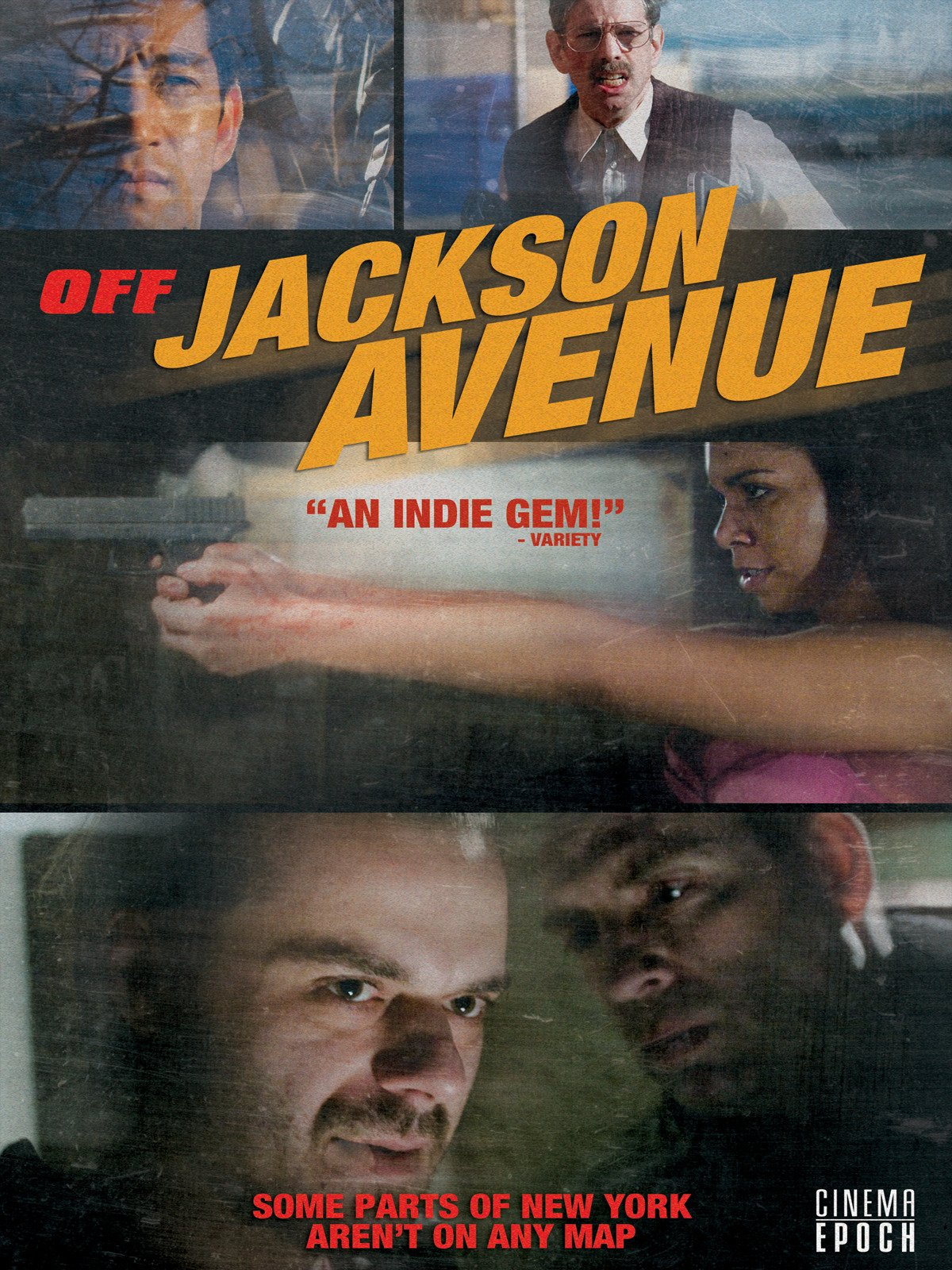 Off Jackson Avenue on Amazon Prime Video UK