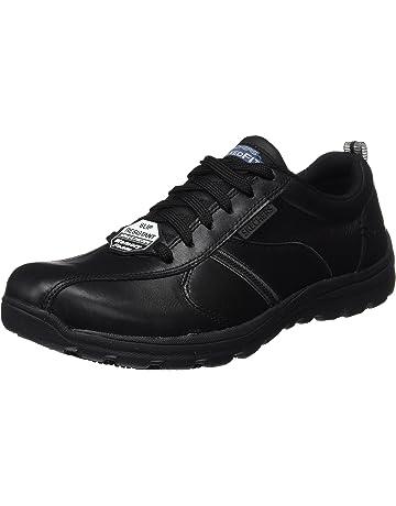 Skechers hobbes, zapatos de seguridad Zapatos de hombre