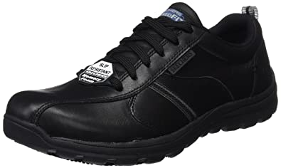 caa26e5e585 Skechers Men s Hobbes-frat Safety Shoes  Amazon.co.uk  Shoes   Bags