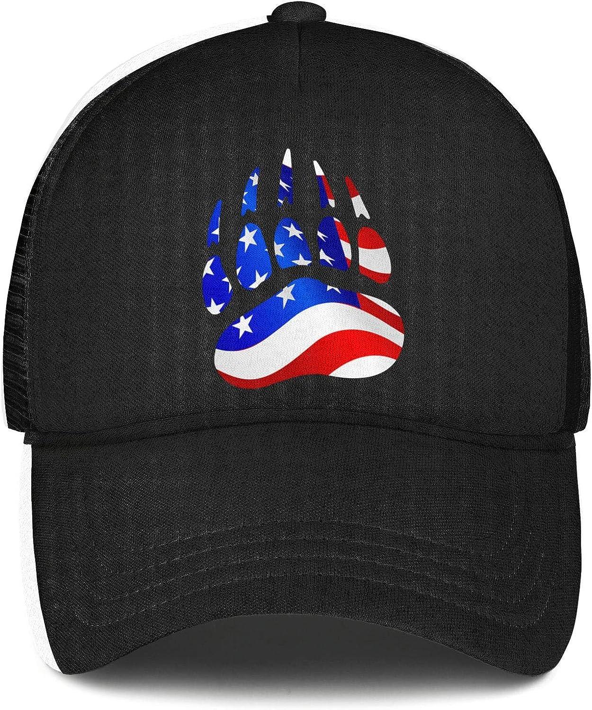 UHVAAAI Unisex Snapback Caps Adjustable Cool Run Caps