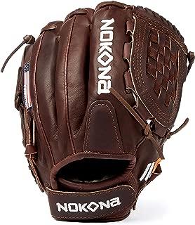 product image for Nokona 2020 X2 Buckaroo 12.5 Inch X2-V1250C Fastpitch Softball Glove