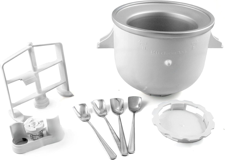 Heladera KitchenAid mezclador de fijación para soporte con Set de ...