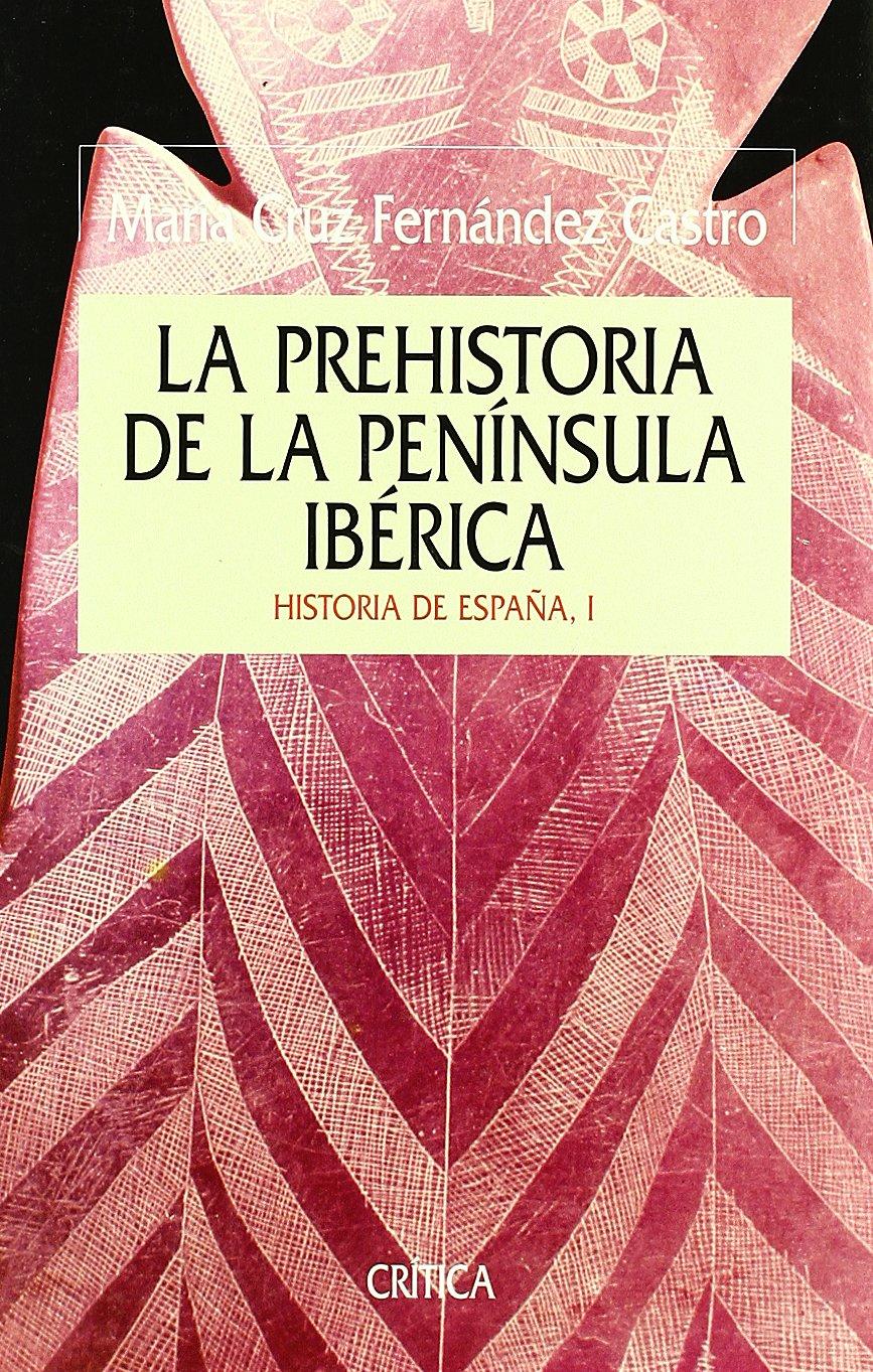Prehistoria Península Ibérica (Serie Mayor): Amazon.es: Fernández Castro, María Cruz: Libros