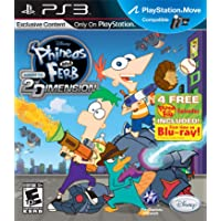 Phineas And Ferb 2nd Dimension - PS3