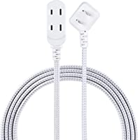 Deals on Cordinate Designer 3 Extension Cord 8ft 39980