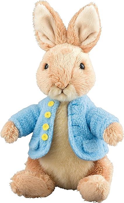 Box Enesco Peter Rabbit und Der Taschen Taschentuch Limitierte Auflage Figur