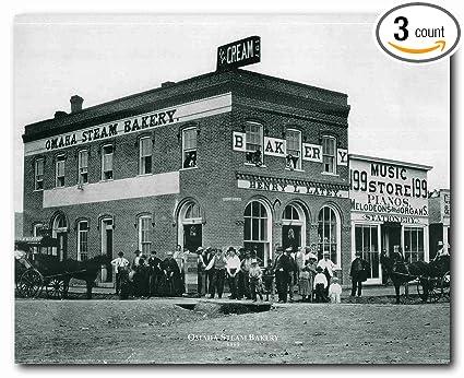 Amazon.com: Omaha nuevo Brunswick Omaha Panadería de vapor ...