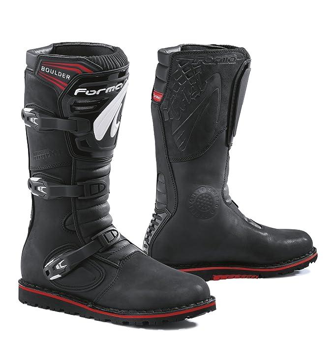 FORMA Boulder Boots (Black, 45 EU, 11 US)