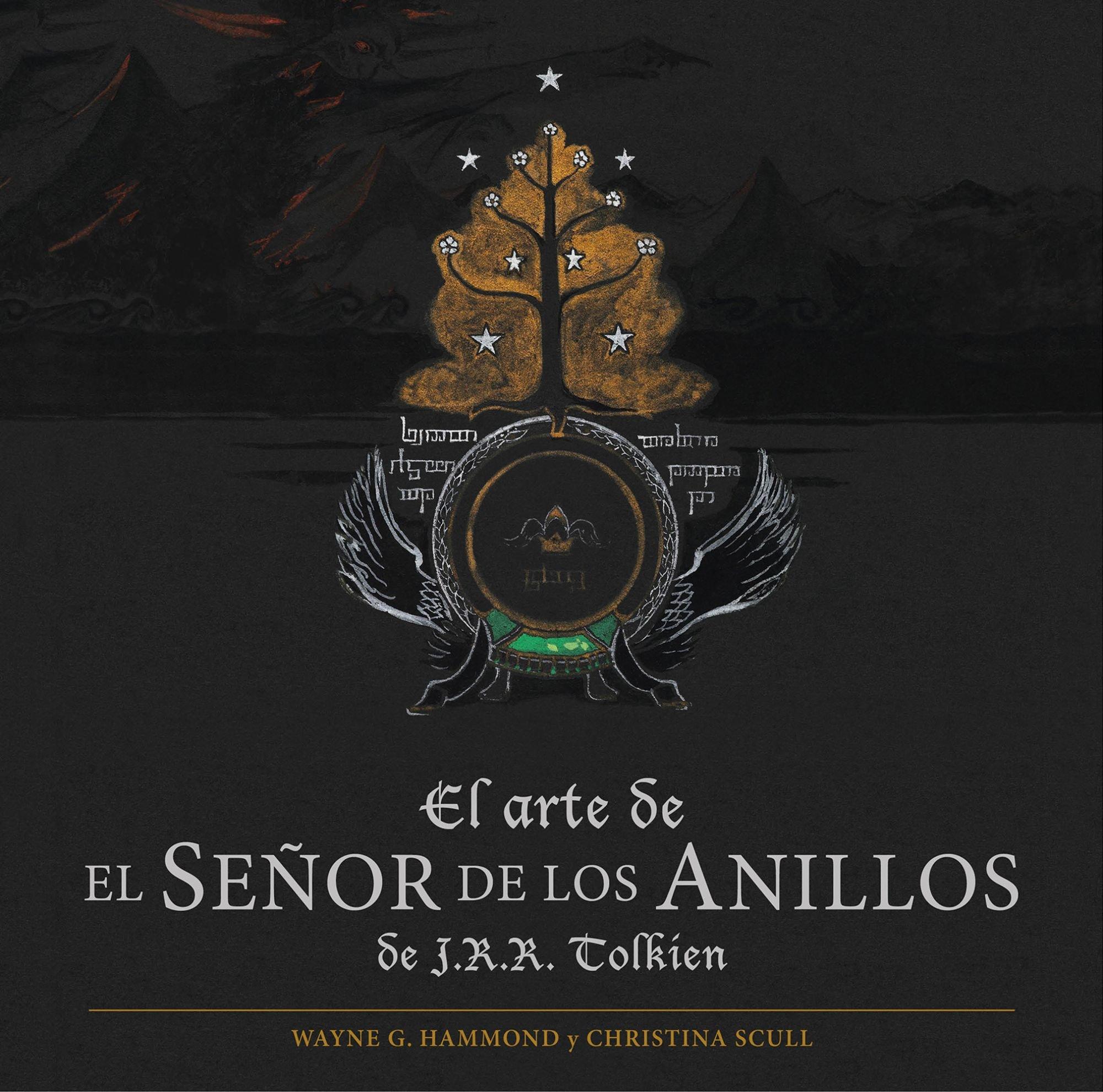 El arte de El Señor de los Anillos de J.R.R. Tolkien Biblioteca J. R. R. Tolkien: Amazon.es: Hammond, Wayne G., Scull, Christina, Saitó, Simón: Libros