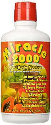 Century Systems Miracle 2000, 32 fl. oz