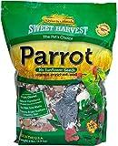 Kaylor-made Sweet Harvest Vitamin Enriched Parrot with Sunflower Seeds Bird Food 4 lb
