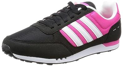 free shipping 06037 78a2e adidas CITY RACER W - Sportschuhe - Damen, Schwarz, 40 23