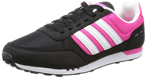 sports shoes a9f72 b41ae adidas CITY RACER W - Trainers for Women, 37 13, Black