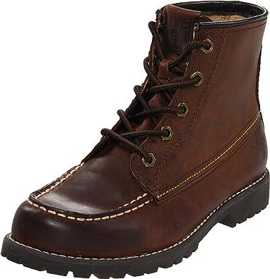Frye Dakota Mid Lace Boot,Brown,13.5 M US Little Kid