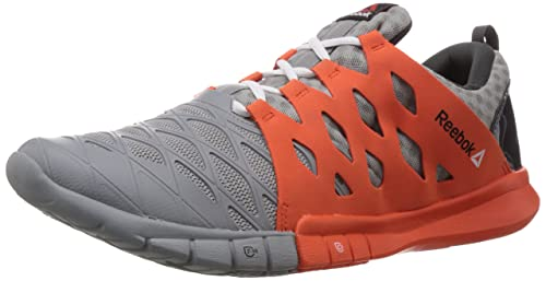 e2ad0b4e141a80 Image Unavailable. Image not available for. Colour  Reebok Men s Zrx Tr Grey