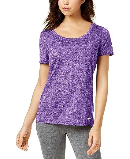 d22fd8e1685 NIKE Dry Women s Training T-Shirt at Amazon Women s Clothing store