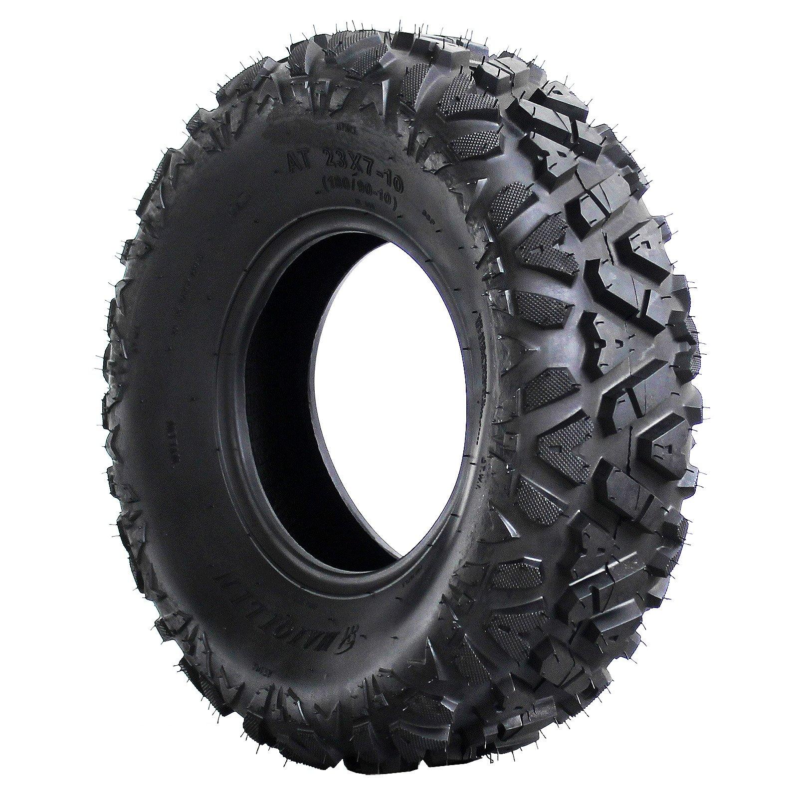AR DONGFANG ATV Tires JK-600 Quad UTV Go Kart Tires ATV Tire 4PLY Tubeless (23X7-10)