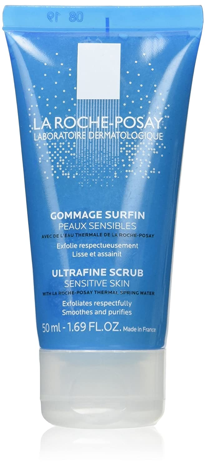 La Roche-posay Physiological Ultra-fine Scrub for Sensitive Skin, 1.69-Ounce 1712533