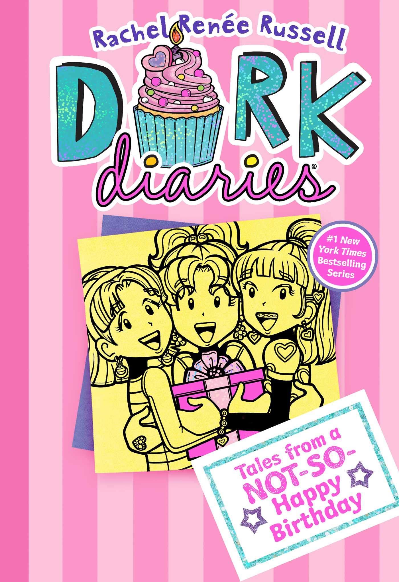 Dork Diaries 13 Tales From A Not So Happy Birthday Rachel Renee