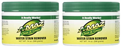 Amazon.com: AMAZ 11107 Water Stain Remover 14 ounces (Twо ...