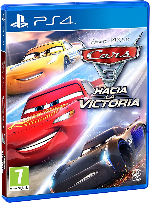 Cars 3: Amazon.es: Videojuegos