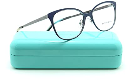 d42f7bf44cb0 Image Unavailable. Image not available for. Color  Tiffany   Co. TF 1130-B  Women Metal Eyeglasses ...