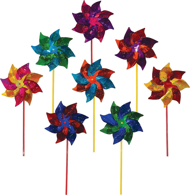 5 Pinwheel Sun Catcher