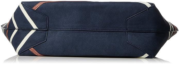 Amazon.com: Bolsa de Desigual Arianne Capri hembra azul ...